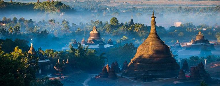 10 destinations magnifiques à voir en Birmanie