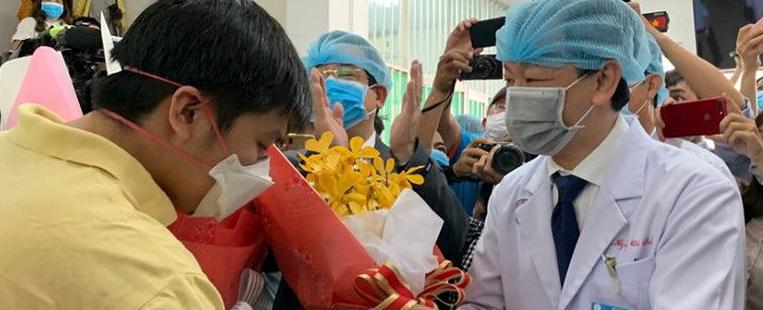 2019-nCoV: Les patients guéris au Vietnam