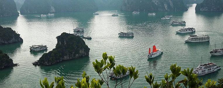 Quel est le Meilleur Moment pour Visiter la Baie d'Halong: Répartition saisonnière