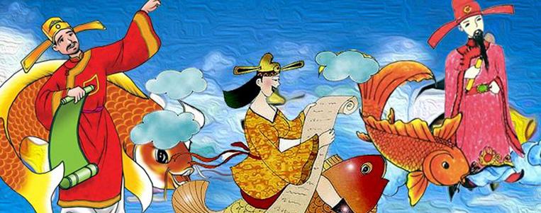 La fête des Génies: Ong Cong et Ong Tao