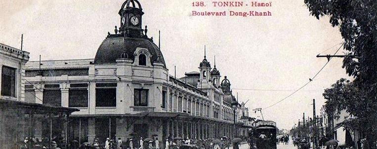 Découvrir Hanoi à travers son architecture française _ partie1