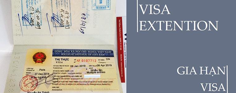 Prolongation de visa décretée !