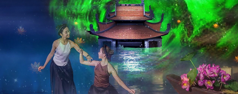 Spectacle traditionnel vietnamien sur l'eau : Quintessence of Tonkin