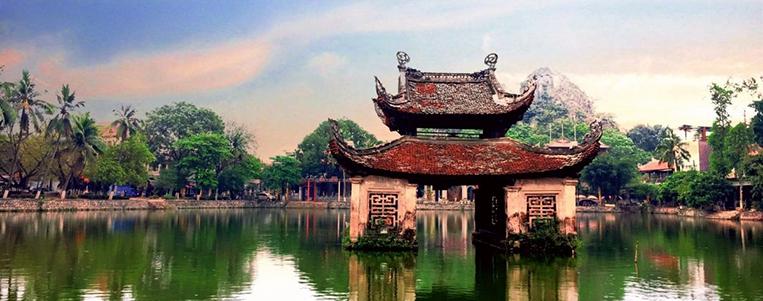 Fête de la pagode Thay commémorant le Saint Patron des marrionnettes sur l'eau