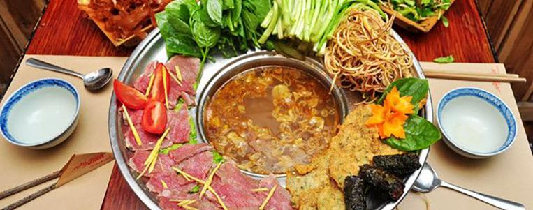 Vive le Food Tour à Hai Phong