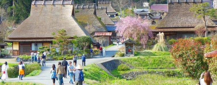 Village et hameau au vietnam