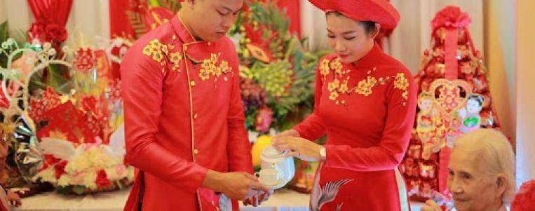 Le mariage des Viets