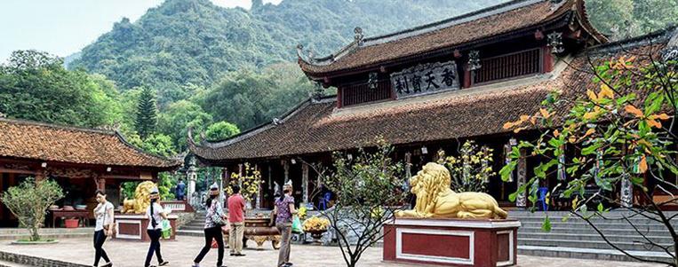 L'origine de la fête de la pagode des Parfums