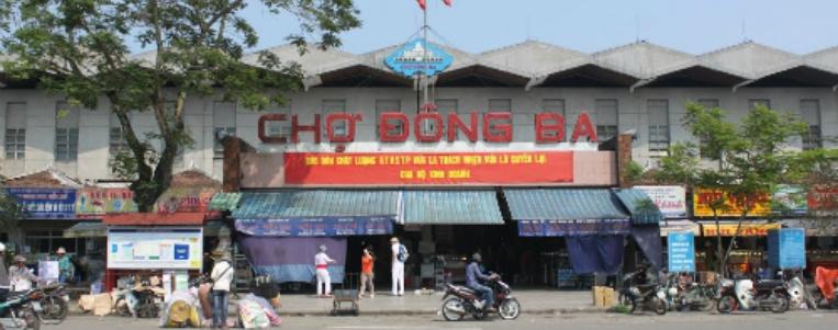 Les plus conus marchés à visiter au Vietnam