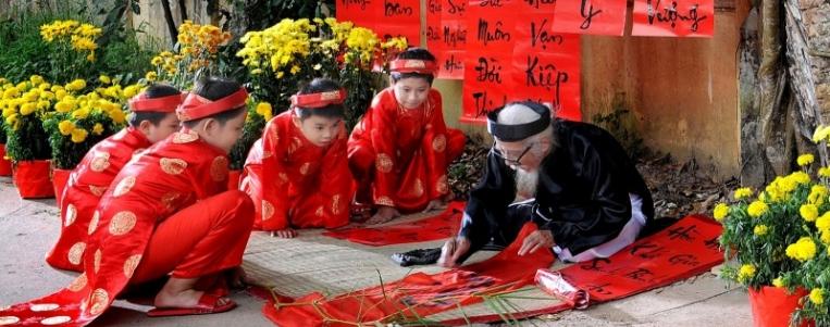 Culture du Têt chez Vietnamien et ses traditions - partie 02