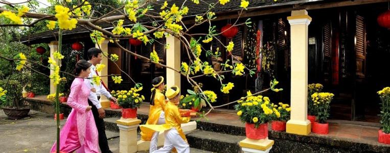 Le Têt et l'identité culturelle vietnamienne