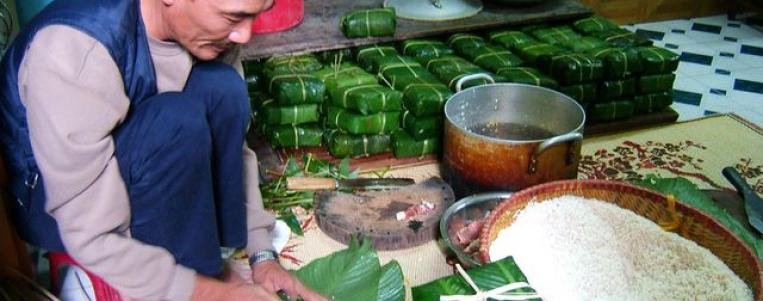 Six villages de métier de Hanoï très connus pour les produits du Têt