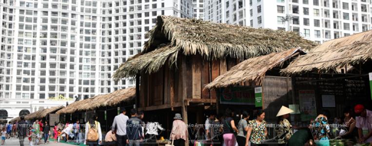 Hanoï : foire des spécialités régionales du Vietnam 2017