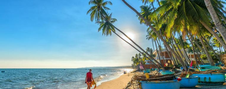 Top 5 plages paradisiaques au Sud du Vietnam