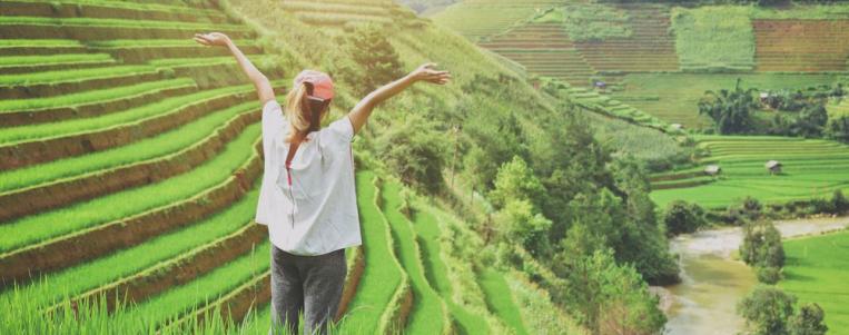 Voyage lors des vacances scolaires (juillet, août, septembre) au Vietnam