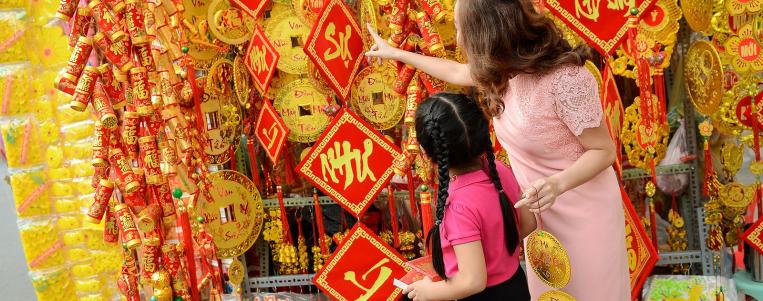 Choses à savoir avant de visiter le Vietnam pendant le Têt