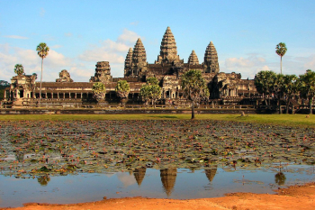 Magnifique royaume du Cambodge