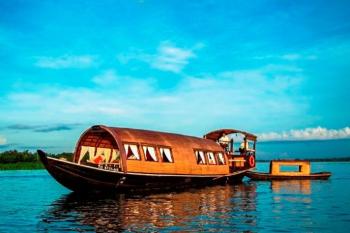 Coisière vacance au Mékon à bord de SongXanh