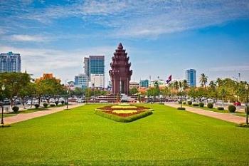 Circuit de Saigon à Pnom Penh