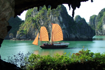 Découverte baie de BaiTuLong