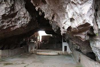 Les grottes historiques du nord - est Laos