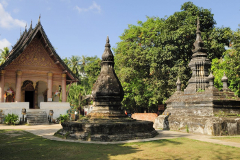 Les villes perdues du Laos