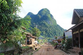 Randonnée à MuangNgoi