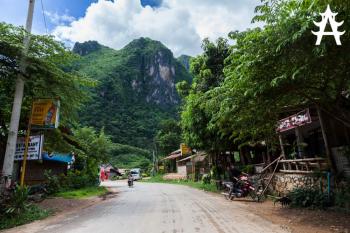 Aventure décalée au Laos