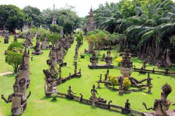 Vientiane à votre main