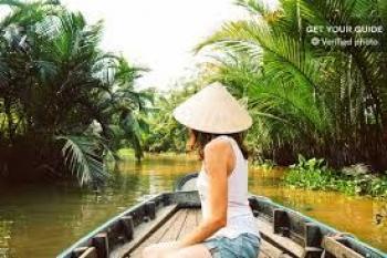 Delta Mékong et île paradique PhuQuoc